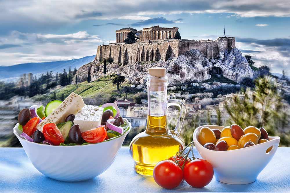 Top 10 dishes to try in Greece